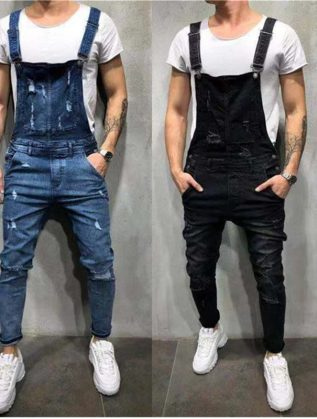 2020-Fashion-Men-s-Ripped-Jeans-Jumpsuits-Hi-Street-Distressed-Denim-Bib-Overalls-For-Man-Suspender