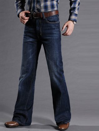 Mens-Fashion-Bootcut-Denim-Jeans-for-Men-Business-Casual-Vintage-Flare-Jeans-Pants-2020-Autumn-Straight