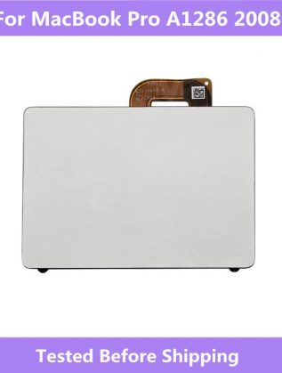 Silver-Netcosy-A1286-2008-Touchpad-Trackpad-Touch-Panel-Repair-For-MacBook-Pro-Retina-A1286-2008-Year